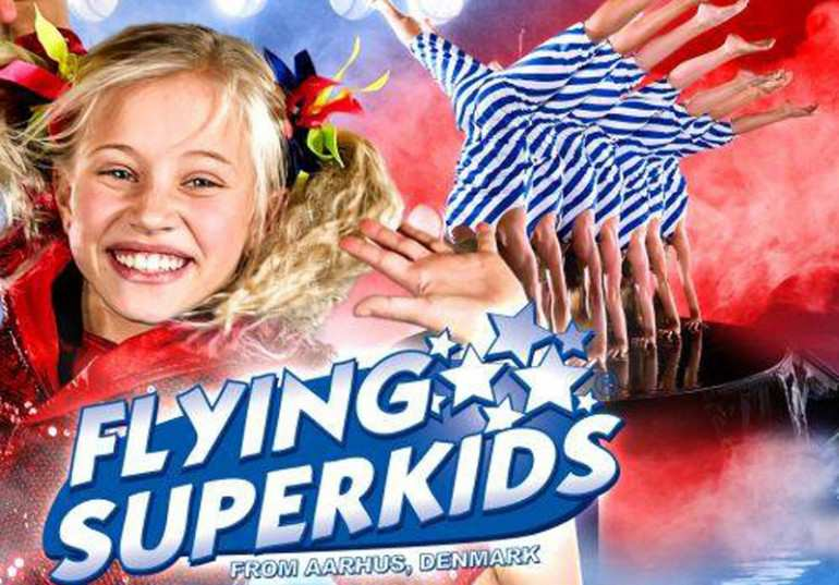 Flying Superkids