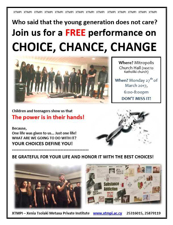 choice chance change rucy