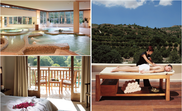 3. Ayii Anargyri Natural Healing Spa Resort, деревня Miliou