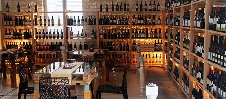4. Wine Bar Italiano 100%